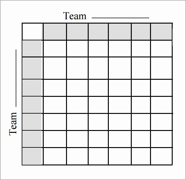 100 Square Football Pool Excel Elegant Free 7 Beautiful Sample Foot Ball Square Templates In Pdf