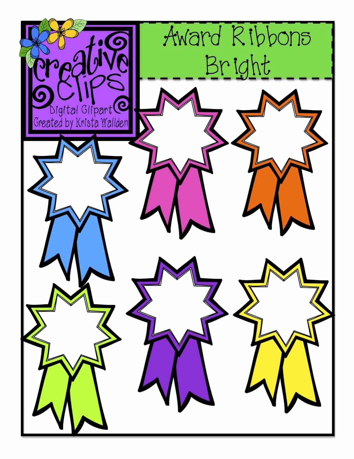 1st 2nd 3rd Place Certificate Template Unique 3rd Award Ribbon Clipart Clipart Suggest