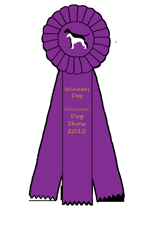 2nd Place Ribbon Png Awesome Winners Dog Halloween Show Ribbon by Hiddenparadise1 On