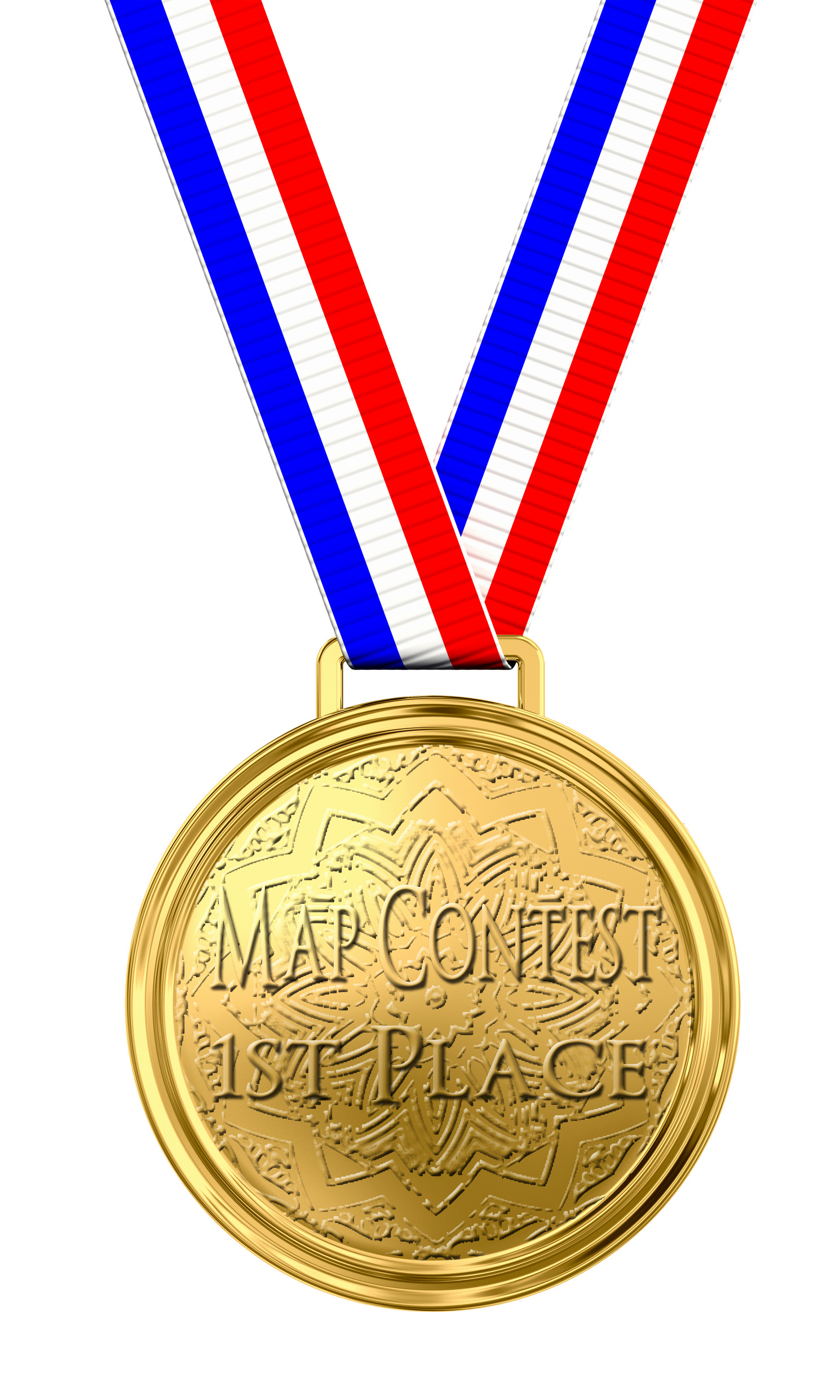 objects 1st place medal