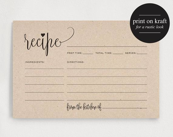 3 by 5 Index Card Template Google Docs Elegant 25 Best Ideas About Printable Recipe Cards On Pinterest