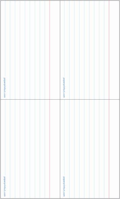 3 by 5 Index Card Template Google Docs Elegant Note Card Template 3×5 Index Card Template Google Docs 3×5