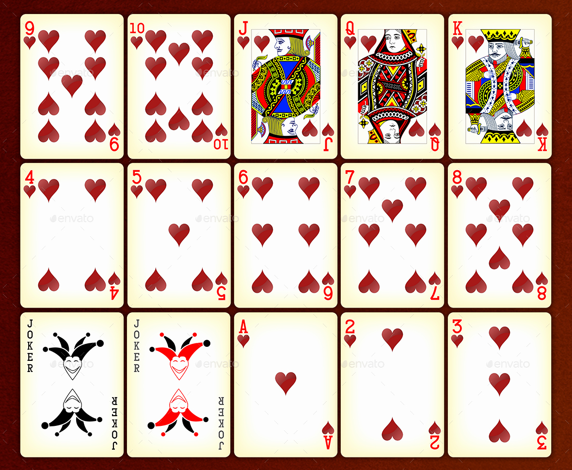 3 by 5 Index Card Template Google Docs Unique Blackjack Plete assets Pack by Games Unlimited