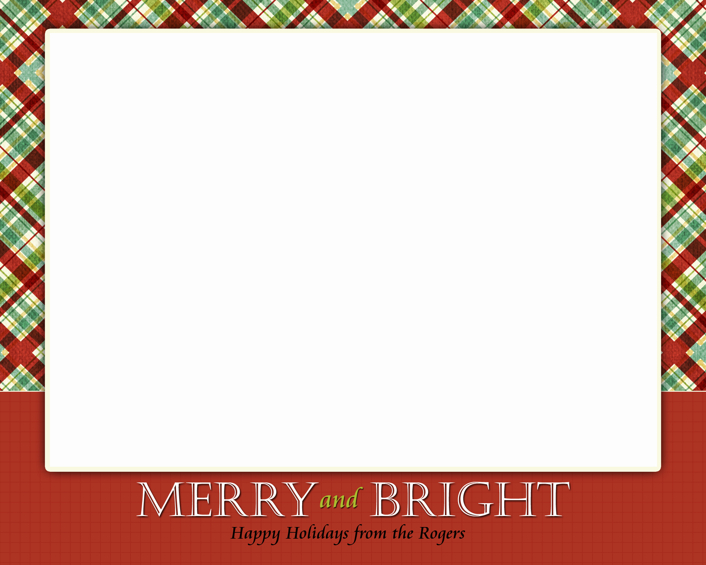 5 X 7 Postcard Template Awesome How Twitter Saved My Christmas Cards How to Merge