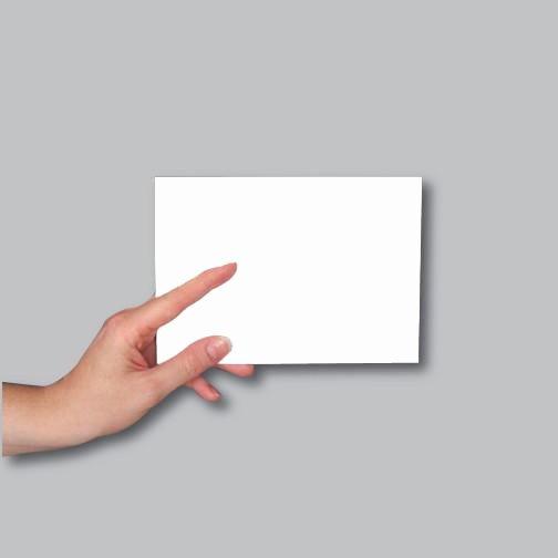 5 X 7 Postcard Template Lovely 5x7 Card Printing – Printkeg