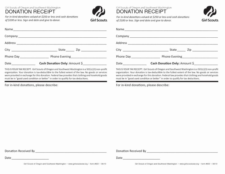 501c3 Donation Receipt New 501c3 Donation Receipt