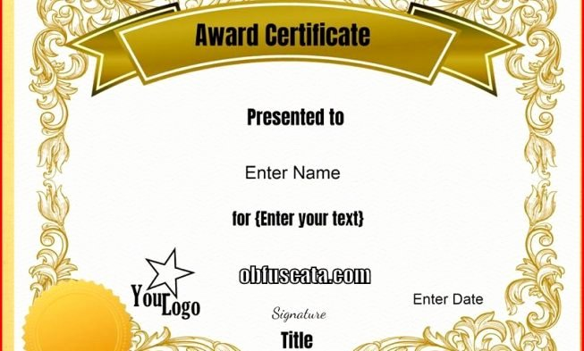 6d Certificate Ma Template Best Of What is A Certificate Template