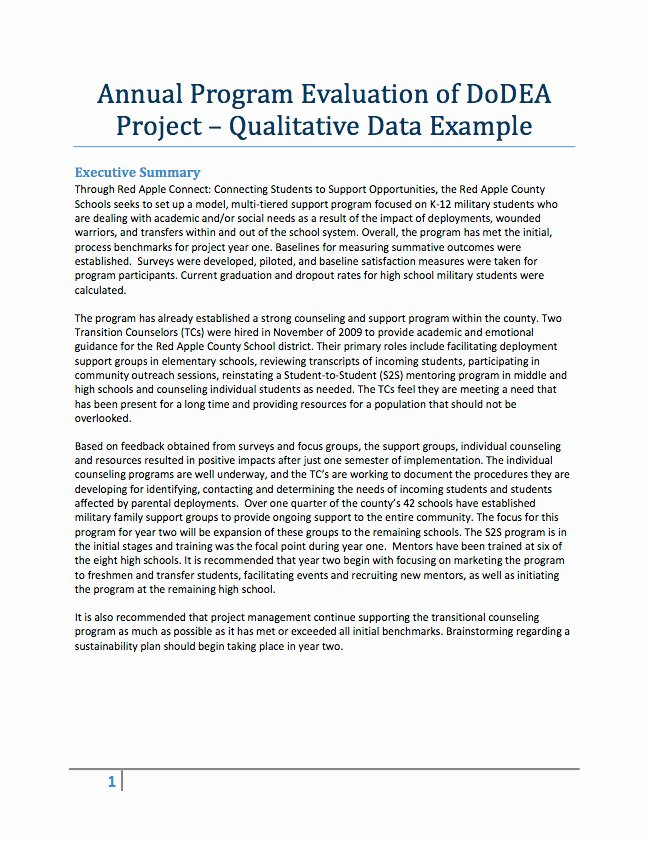 90 Day Probationary Period Offer Letter Elegant 30 Qualitative Report Example