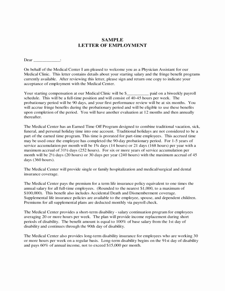 90 Day Probationary Period Template Beautiful Trial Period Employment Agreement Example Expert 90 Day