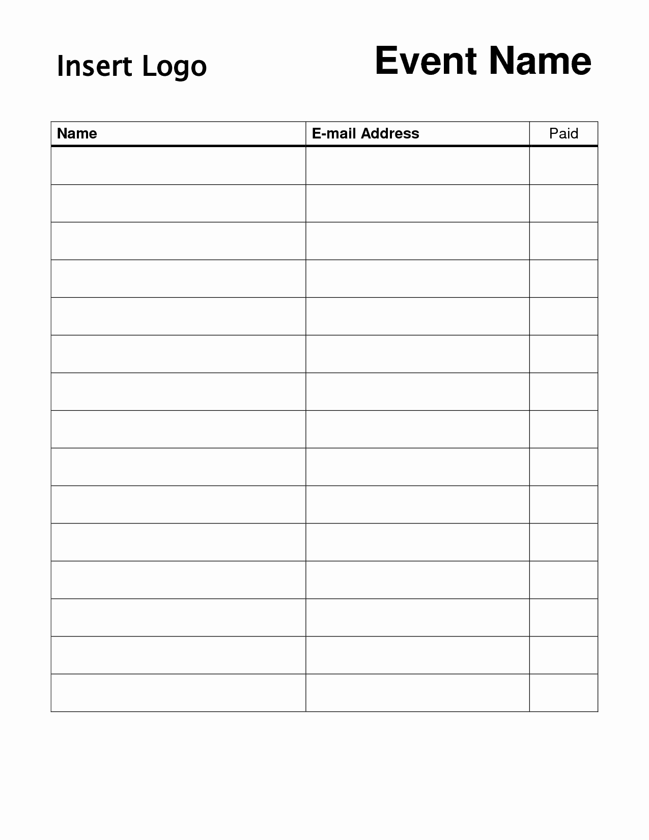 Aa Meeting Sign Off Sheet Best Of Best S Of Meeting Sign In Sheets Printable Free
