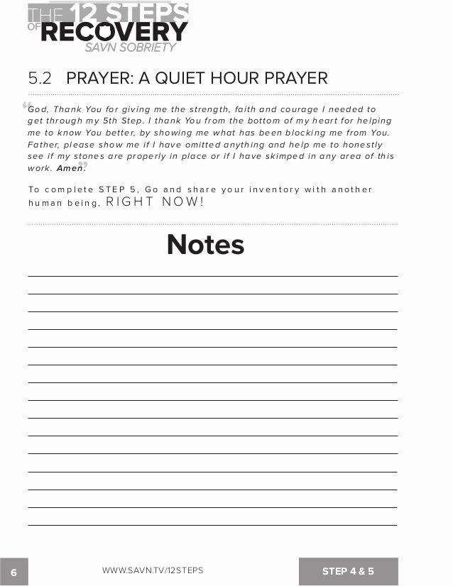 Aa Sign In Sheet for Court Beautiful Aa 12 Steps Printable Worksheets Redbul