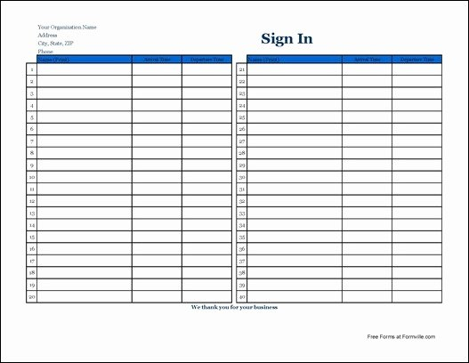 Aa Sign In Sheet for Court Beautiful Best S Of Meeting Sign In Sheets Printable Free