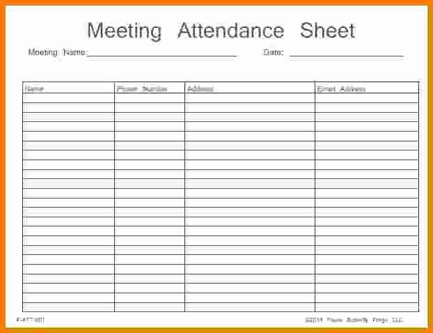 Aa Sign In Sheets Awesome Aa Meeting attendance Sheet Free Download Aashe