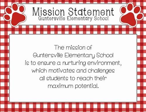 Academic Mission Statement Examples Beautiful Guntersville Elementary School Homepage