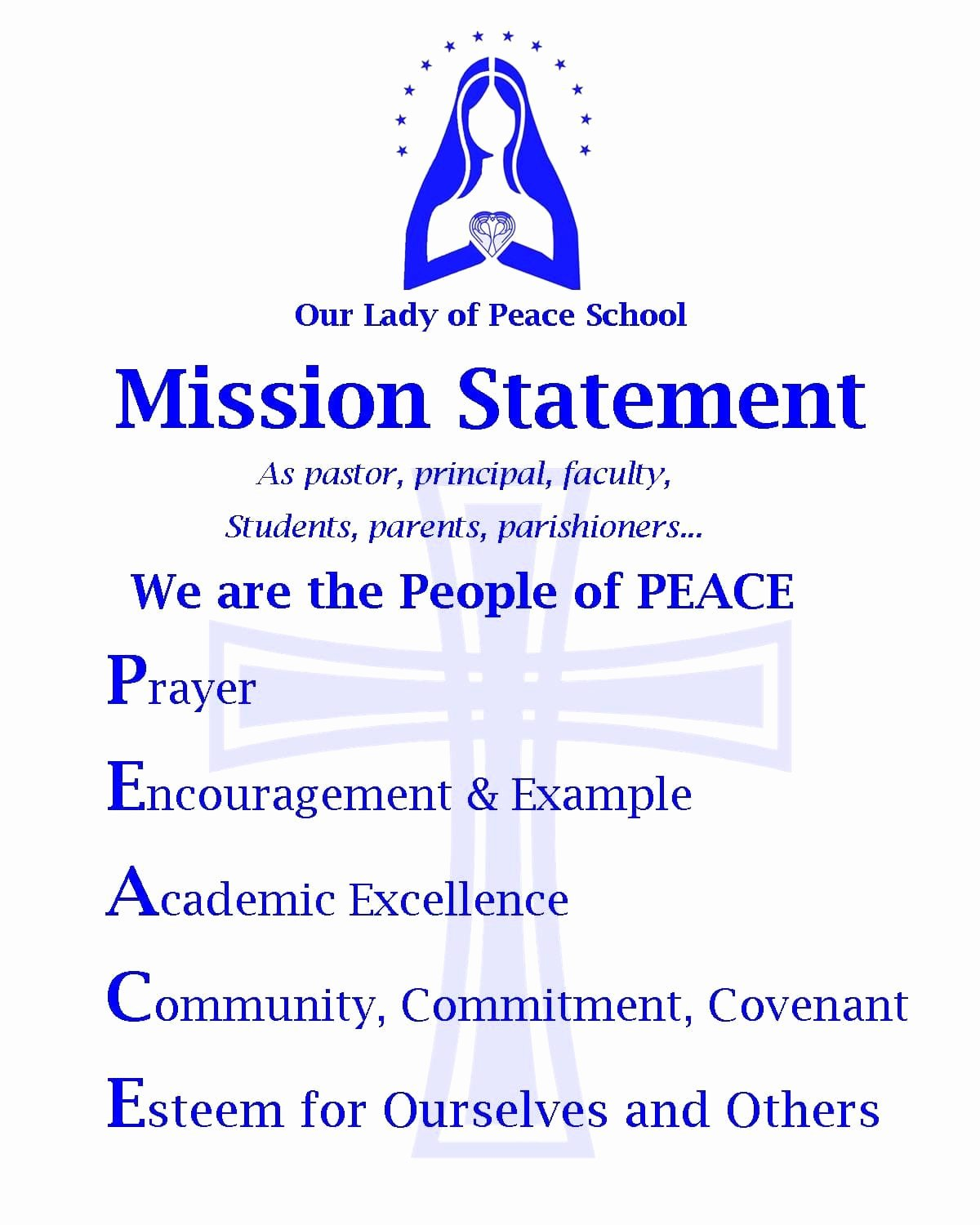 Academic Mission Statement Examples New Mission Statement