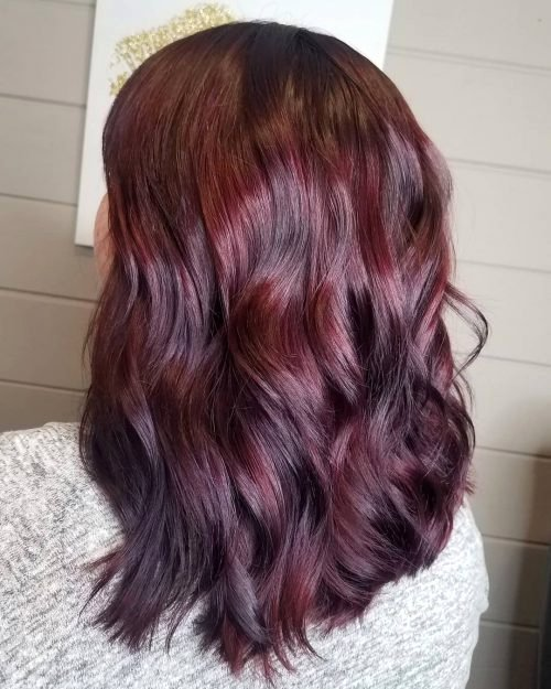 Adore Cellophane Hair Color Lovely 17 Jaw Dropping Dark Burgundy Hair Colors for 2019