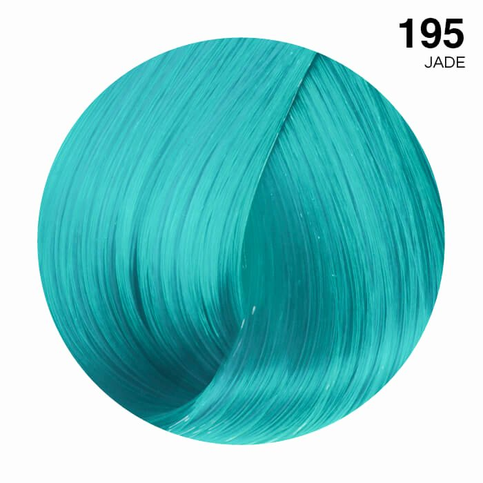 Adore Color Swatches Inspirational Adore Semi Permanent Hair Color Jade 118ml Amr