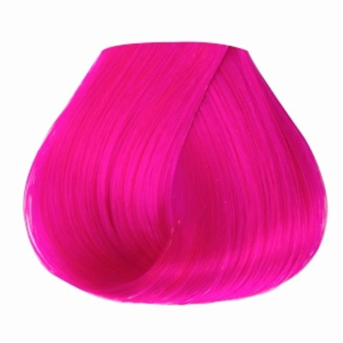 Adore Semi Permanent Hair Color Chart Awesome Adore Semi Permanent Hair Color Neon Pink 140