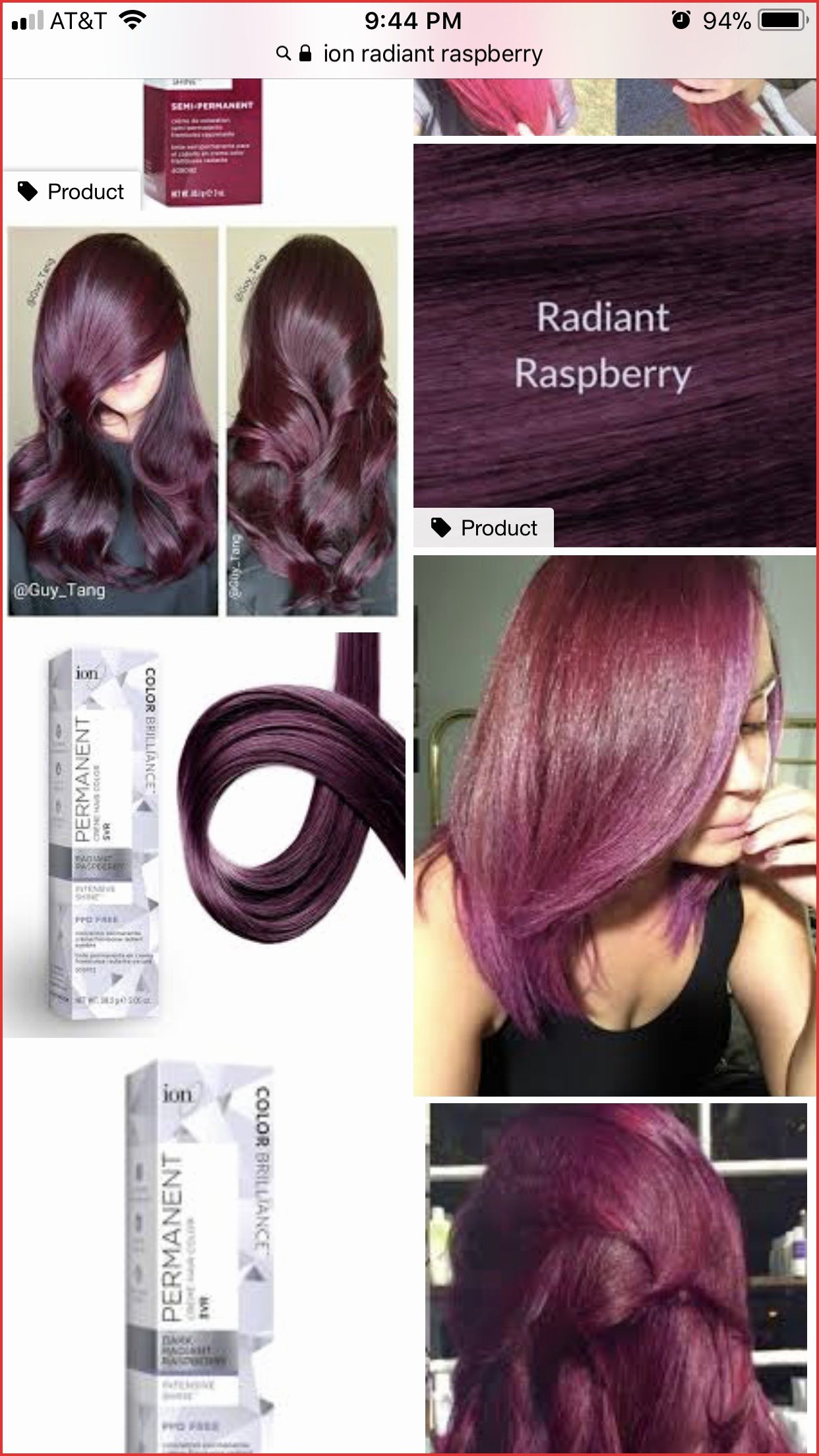 Adore Semi Permanent Hair Color Chart Elegant How to Use Ion Color Brilliance Semi Permanent Hair Color