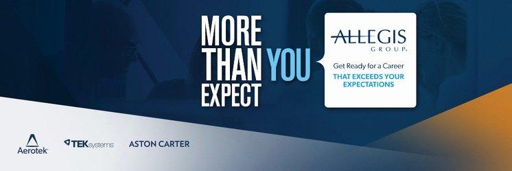 Aerotek Pay Stubs Online Lovely Allegis Group Internship 2018 & 2019