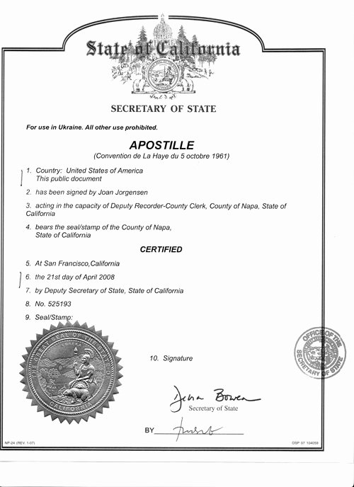 Affidavit Of Single Status Template Best Of and Notarized