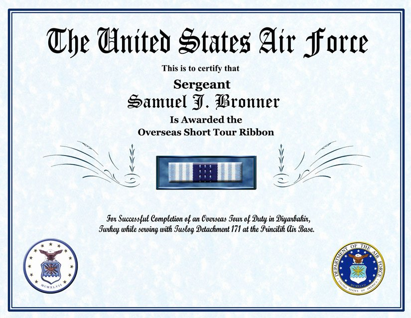 Air force Certificate Of Appreciation Template Best Of Index Of Images Page Images Individual Awards