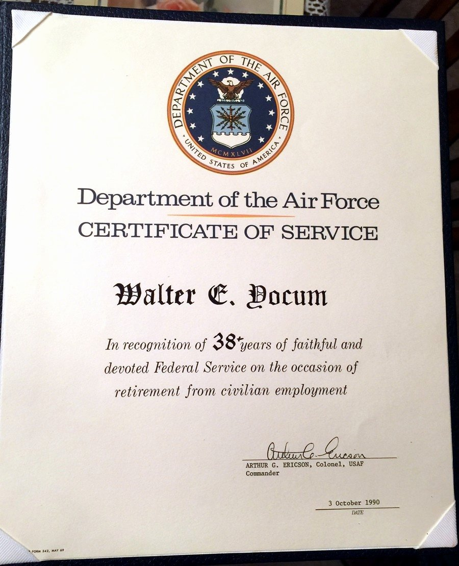 Air force Certificate Template New Af form 3033 Certificate Appreciation Flowersheet