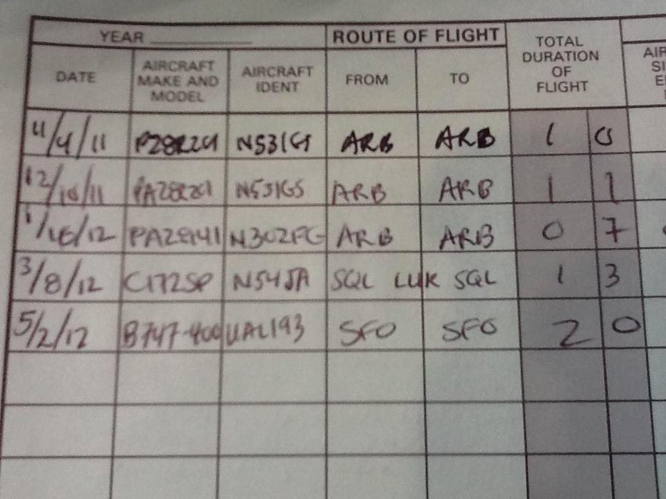 Aircraft Maintenance Logbook Entry Template Lovely Boeing 747 400 Simulator Impressions