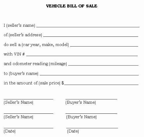 Alabama Car Bill Of Sale Beautiful Bill Sale Alabama