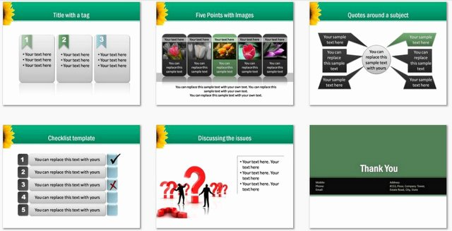 All About Me Powerpoint Template Awesome Powerpoint Bright Education Template