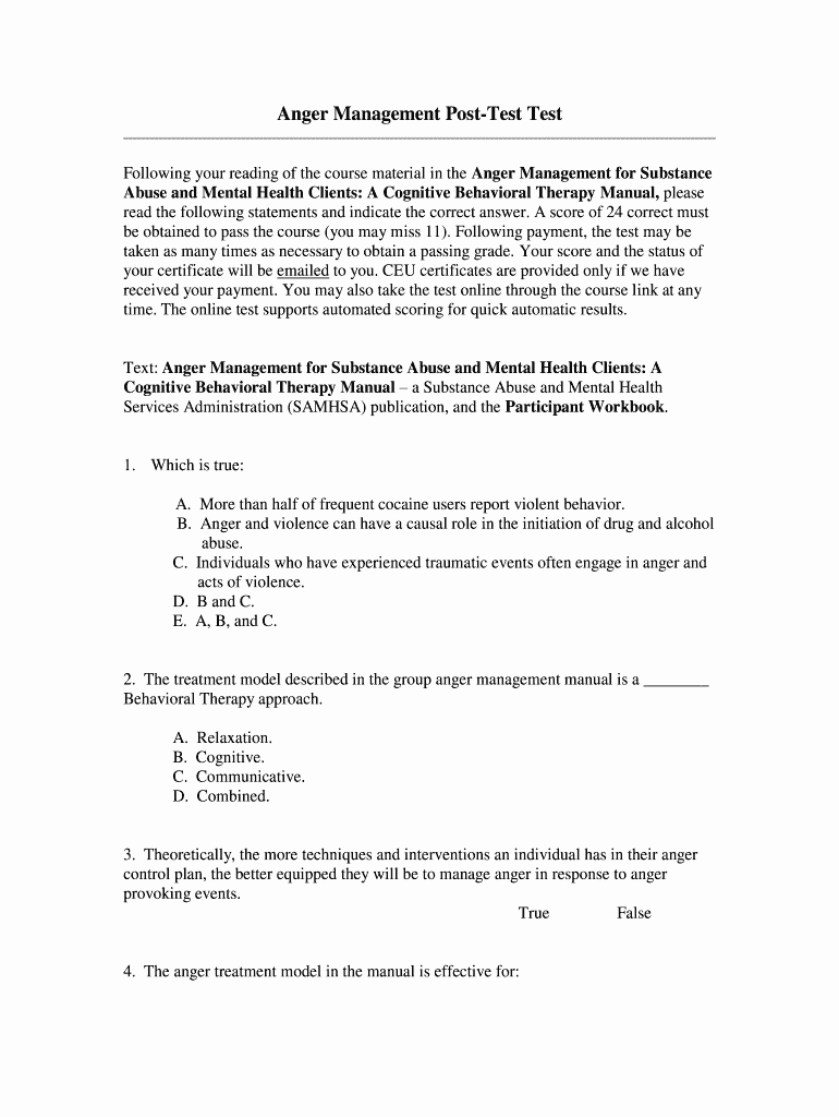Anger Management Certificate Template Inspirational Anger form Fill In Line Fill Line Printable