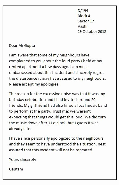 Apology Letter for Not attending An event New 8 Best Images About Sample Apology Letters On Pinterest