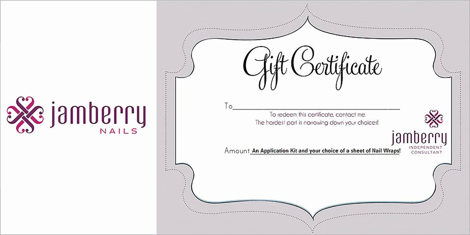 Arbonne Gift Certificate Template Lovely Ideal Arbonne Gift Certificates &nn26 – Advancedmassagebysara