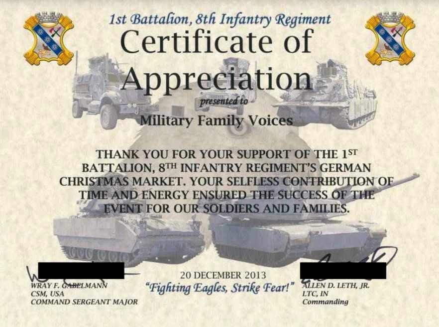 Army Award Certificate Template Inspirational 16 Of Frg Awards Template
