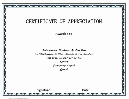Army Certificate Of Appreciation Template Ppt Inspirational Certificate Appreciation Template