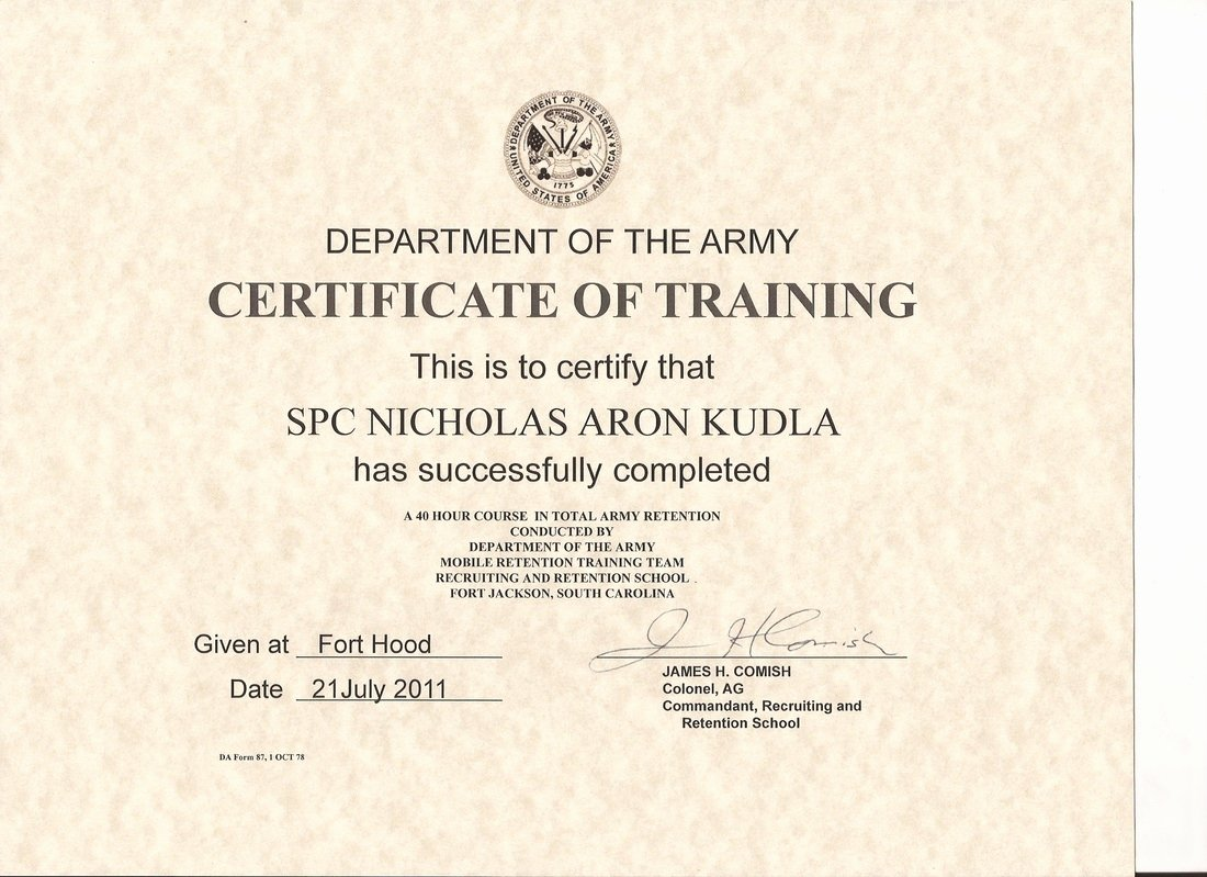 Army Cls Certificate Template Lovely Index Of Cdn 22 2006 913