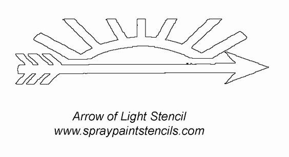 Arrow Of Light Award Template Elegant Arrow Of Light Stencil 1200×656 Scouts