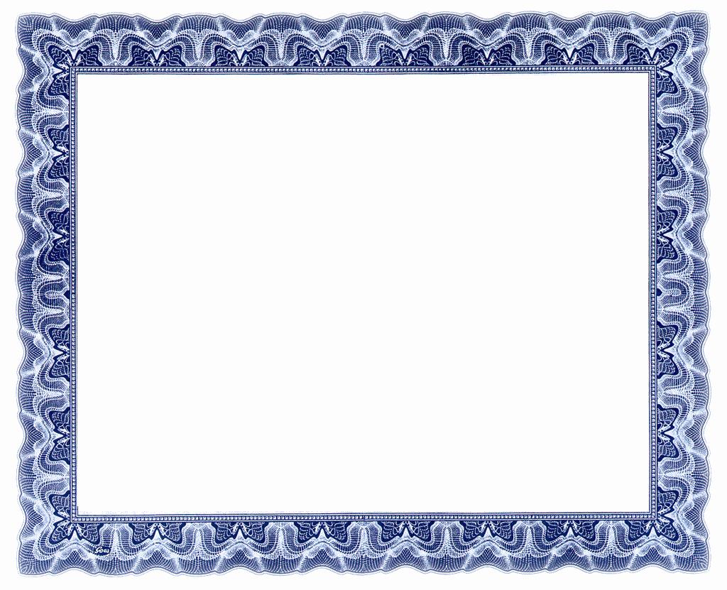 Art Award Certificate Template Free Elegant Borders for Certificates Clipart – 101 Clip Art