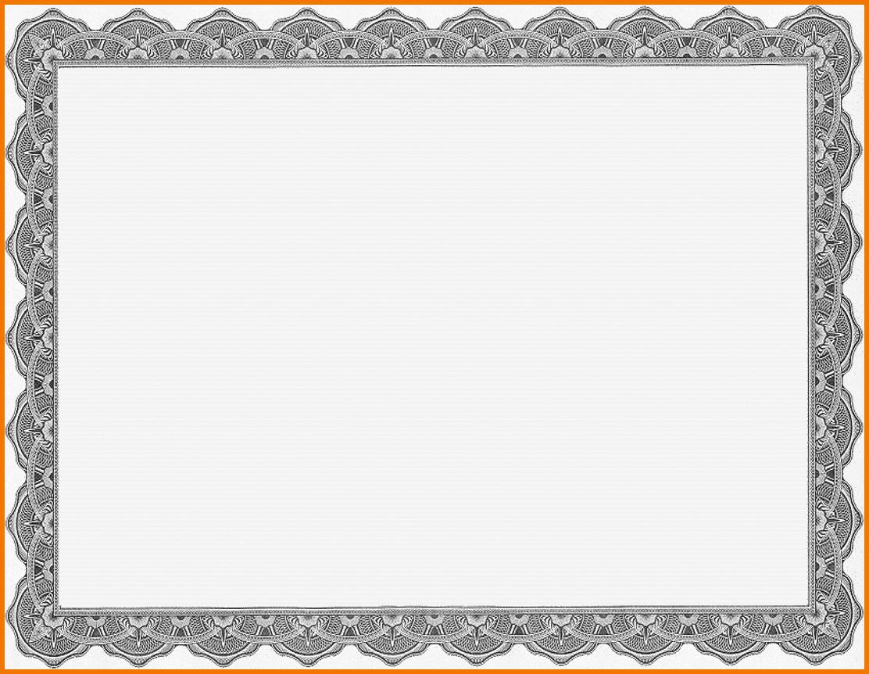 Art Award Certificate Template Free Unique Certificate Template Png Transparent Certificate Template