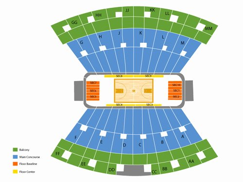 Assembly Hall Seating Chart Awesome Simon Skjodt assembly Hall Seating Chart & events In