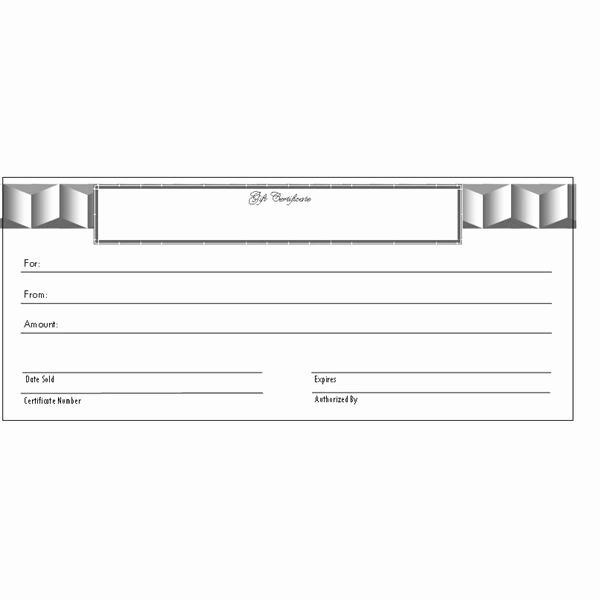 Auction Item Certificate Template Elegant 6 Free Printable Gift Certificate Templates for Ms Publisher