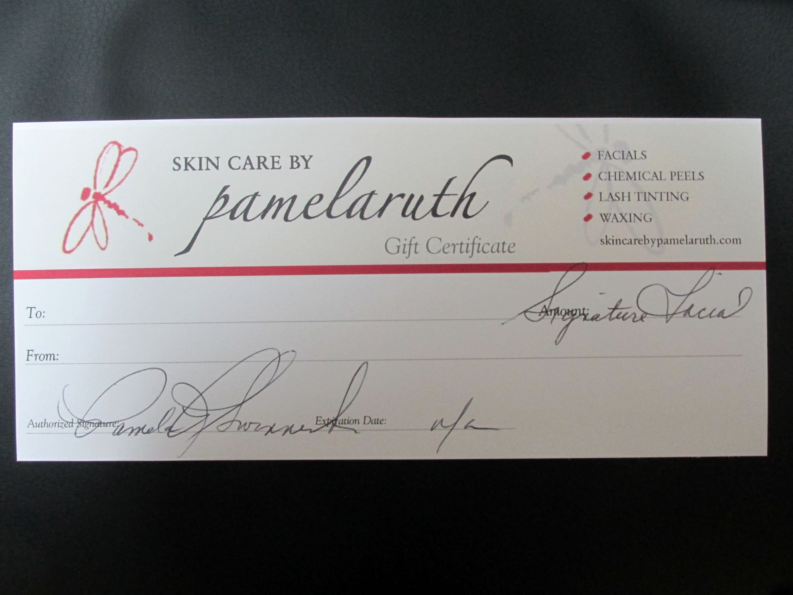 Auction Item Certificate Template Luxury Silent Auction Items