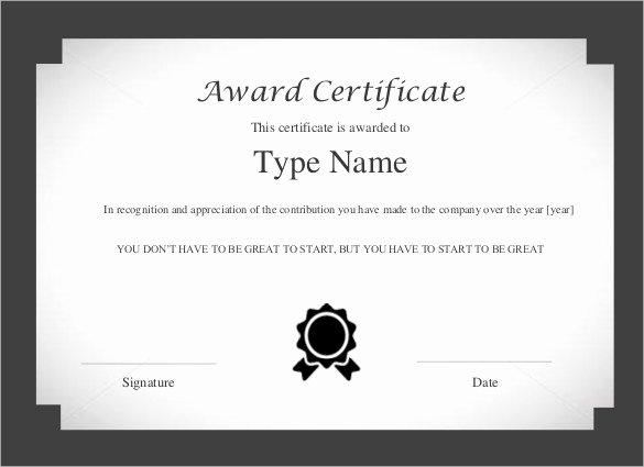 Auction Winner Certificate Template Beautiful Printable Certificate Template 46 Adobe Illustrator