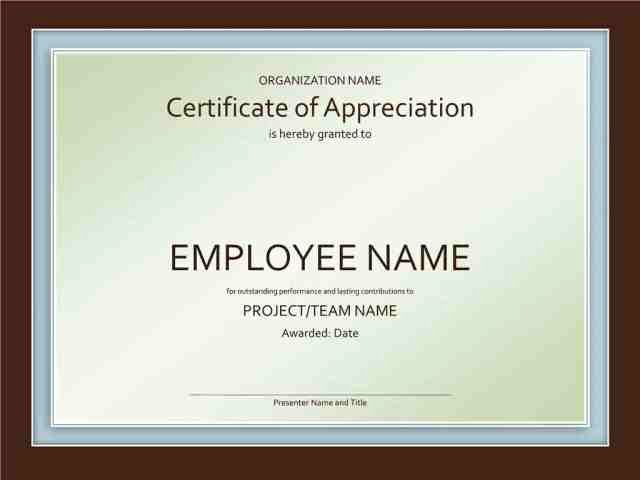 Auction Winner Certificate Template Lovely 10 Certificate Appreciation Template Free Download