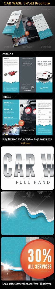 Auto Detailing Flyer Template Luxury Car Detail Flyer Template Free Google Search