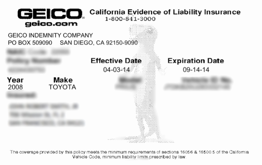 Auto Insurance Card Template Pdf Awesome What to Expect when You're Not Expecting Anything What