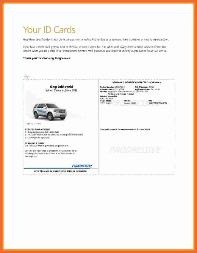Automobile Insurance Card Template Elegant Auto Insurance Template Fn S Templates Station