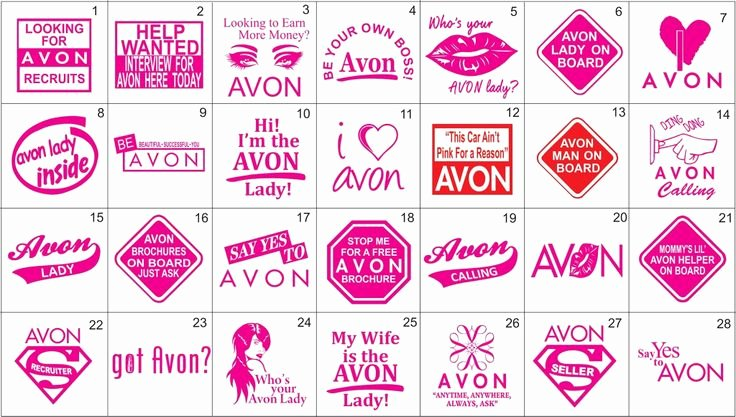 Avon Gift Certificate Template Awesome 17 Best Images About Avon Ideas On Pinterest