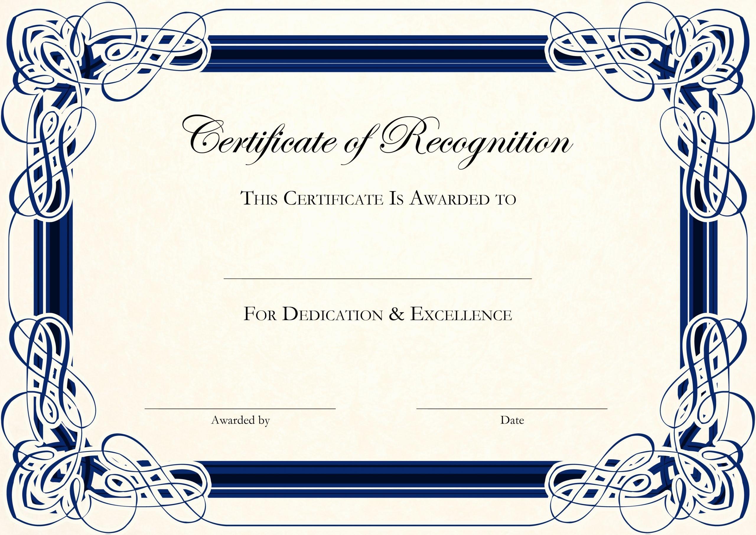 Award Certificate Clip Art Beautiful Certificate Template Free Download Clip Art