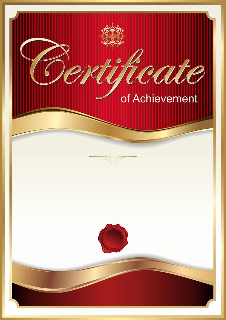 Award Certificate Clip Art Luxury 31 Best Certificate Template Images On Pinterest